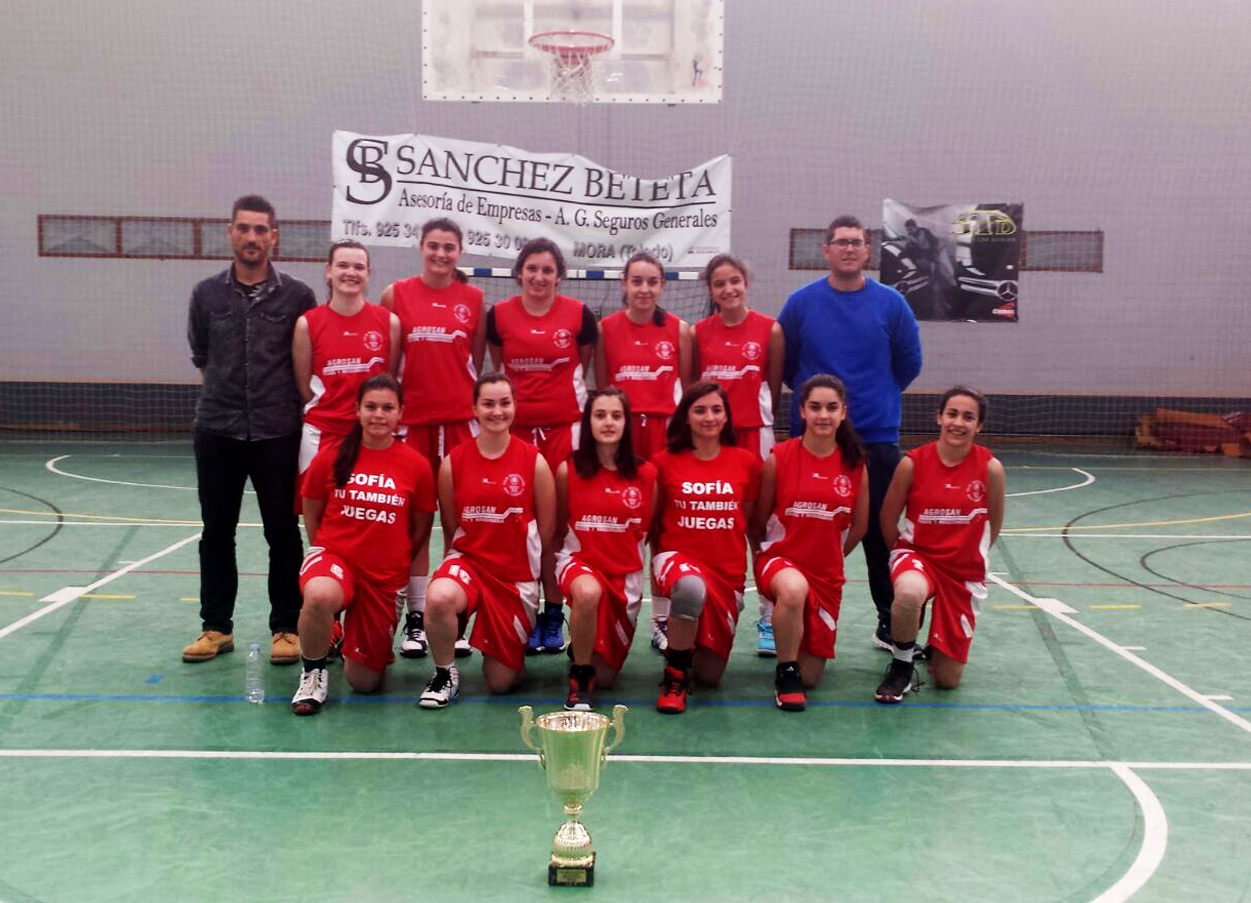 Club Baloncesto Femenino Don Fadrique Sub 18