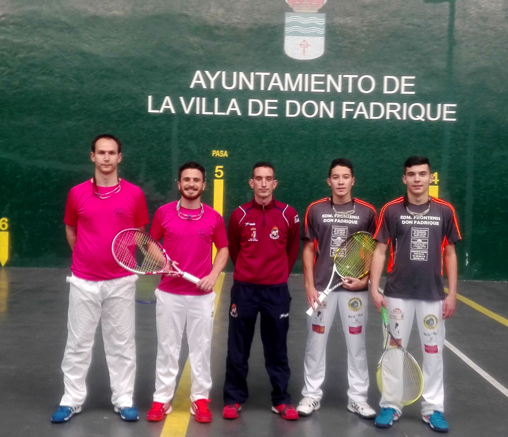 Los componentes del Don Fadrique B disputarán la fase final de El Molar en Madrid