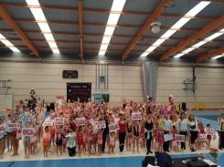 Gran éxito para las gimnastas de La Villa de don Fadrique en la cuarta jornada de la Liga Rítmica ROS CLM