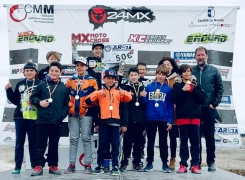 """La Villa de don Fadrique, más """"disfrutona"""" que nunca, albergó la tercera prueba del Campeonato Castellano-Manchego de Motocross"""