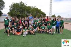 El C.D. Sonseca y el Alzola Halcones, se alzan con la victoria de la V Edición del Torneo Villa Cup