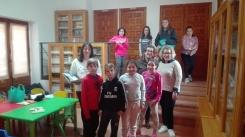 La Villa de Don Fadrique festeja el Día del Libro, con el comienzo del Taller de Iniciación a la Lectura