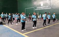 La MásterClass de Zumba pone fin a los actos deportivos a beneficio de la lucha contra el Cáncer