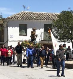 La Villa de don Fadrique rinde homenaje a San Isidro Labrador, patrón de los agricultores
