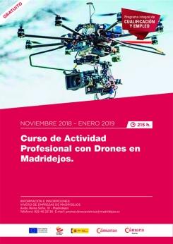 Curso de Piloto Oficial de Drones