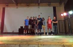 'Los cinco de Eliseum' y 'Dueñas del balón' ganan el Maratón 3x3 de Baloncesto, a beneficio de ASPRODIQ