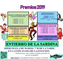 Premios Carnaval 2019