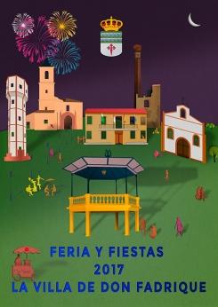 III edición del Concurso del Cartel Anunciador de la Feria de La Villa de don Fadrique