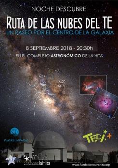 """El Complejo Astronómico """"La Hita"""" prepara nuevas citas para el mes de septiembre"""