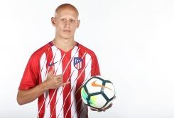 El fadriqueño, Víctor Mollejo, debuta  en Primera División con el Atlético de Madrid